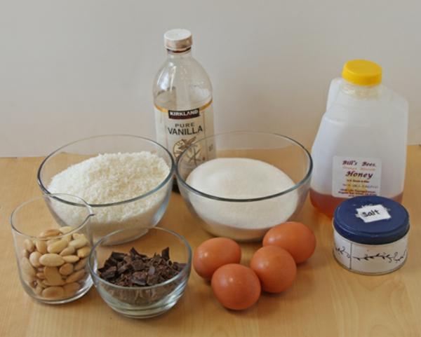 Passover Macaroons Recipe