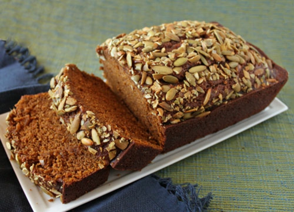 Pepita Pumpkin Bread Recipe