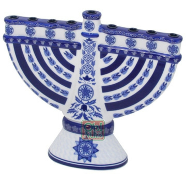Have You Gotten Your Hanukkah Menorah Yet?