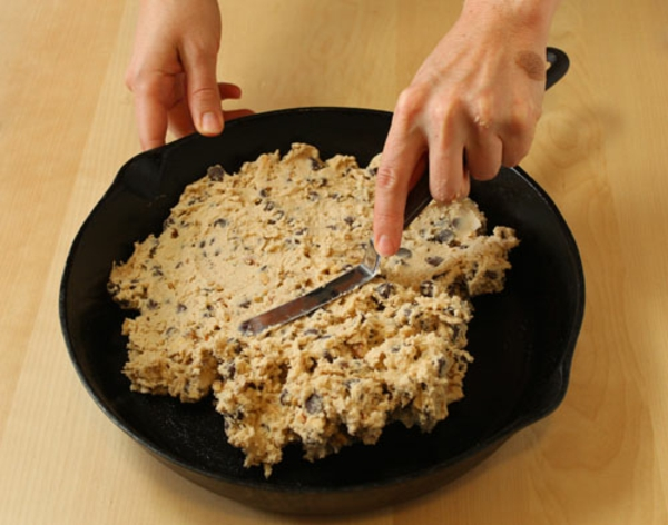 Skillet Cookie Recipe