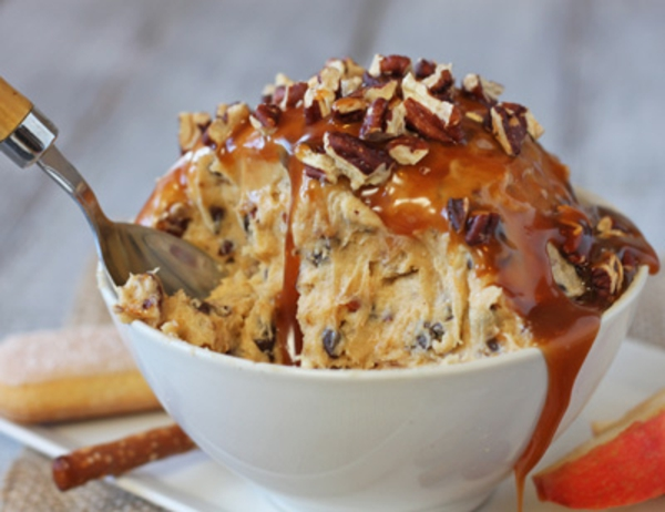 Pecan-Caramel Cheesecake Dip Recipe