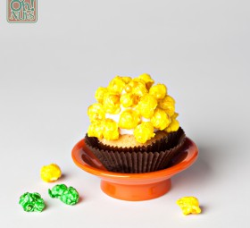 Popcorn Cupcakes Recipe From Scratch – Lemon Meringue Cupcakes