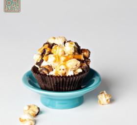 Popcorn Cupcakes Recipe From Scratch – Caramel Pop-O-Licious