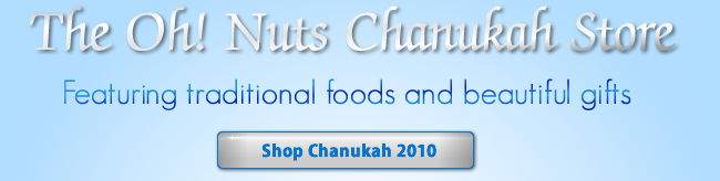 The Oh! Nuts Chanukah Store