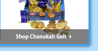Shop Chanukah Gelt