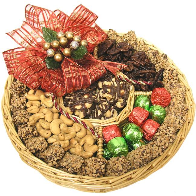 Nut Free Chocolate Gift Baskets