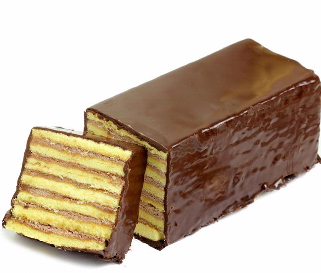 Layer Chocolate Cake Nutrition