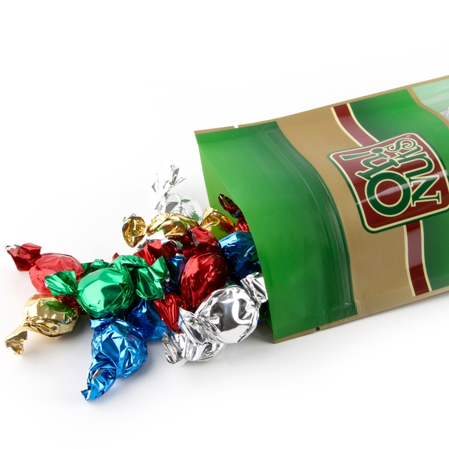 Wrapped assorted hard fruit flashers wrapped candy bulk candy