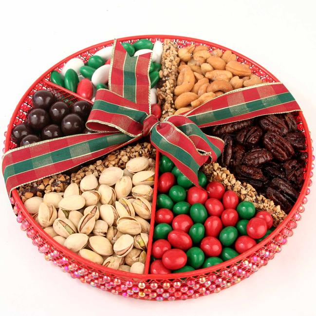 Image result for CHRISTMAS NUT TRAY