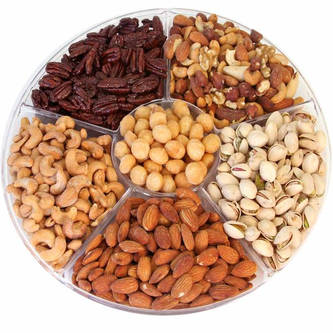 Mega Nuts Gift Tray Bulk Nuts Amp Seeds Oh Nuts Oh Nuts 174