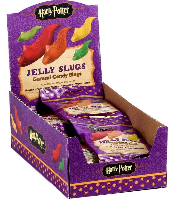 jelly belly harry potter jelly slugs gummi candy   2 1 oz