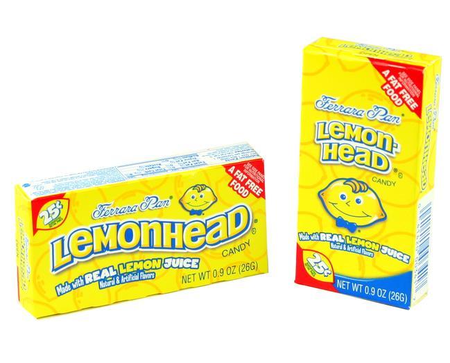 Lemonhead Images - Reverse Search