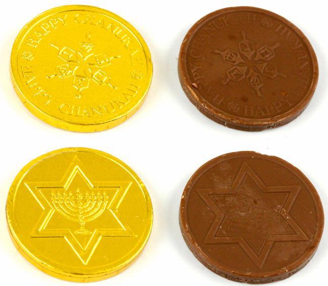 Dark Chocolate Coins Bulk