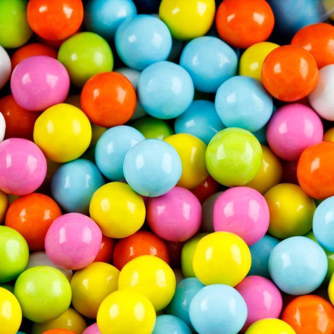 Pastel Mix Sixlets Sixlets Milk Chocolate Candy Balls