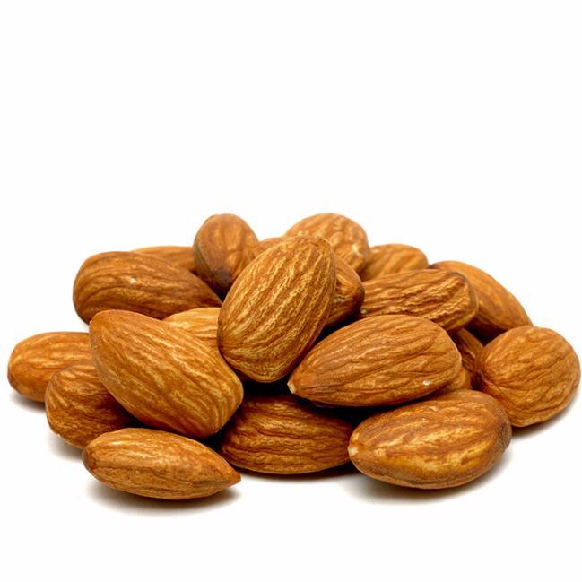 Dry Roasted Unsalted Almonds • Bulk