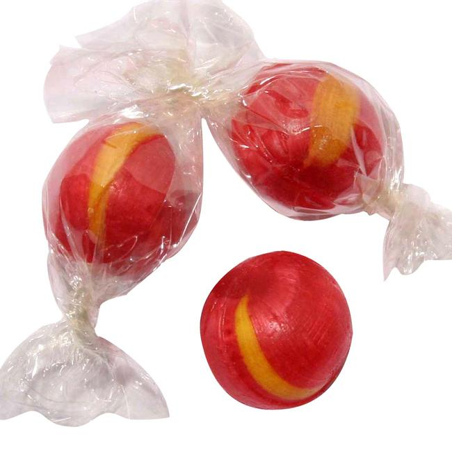 Washington Cherry Red Hard Candy Balls Oh Nuts