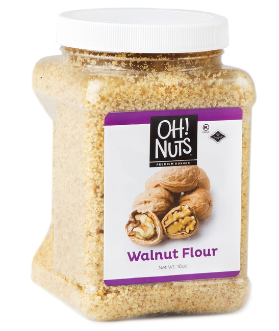 Ground Walnuts (Walnut Meal) - Oh! Nuts • Oh! Nuts®