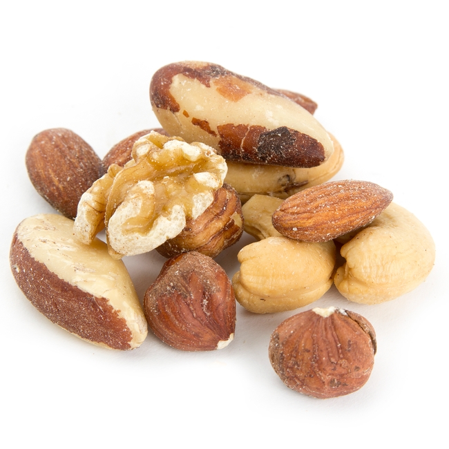Roasted & Salted Mixed Nuts - Bulk Mixed Nuts • Oh! Nuts®