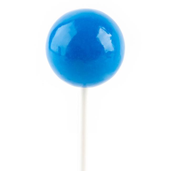 Giant Jawbreaker Lollipops Blue Lollipops Amp Suckers