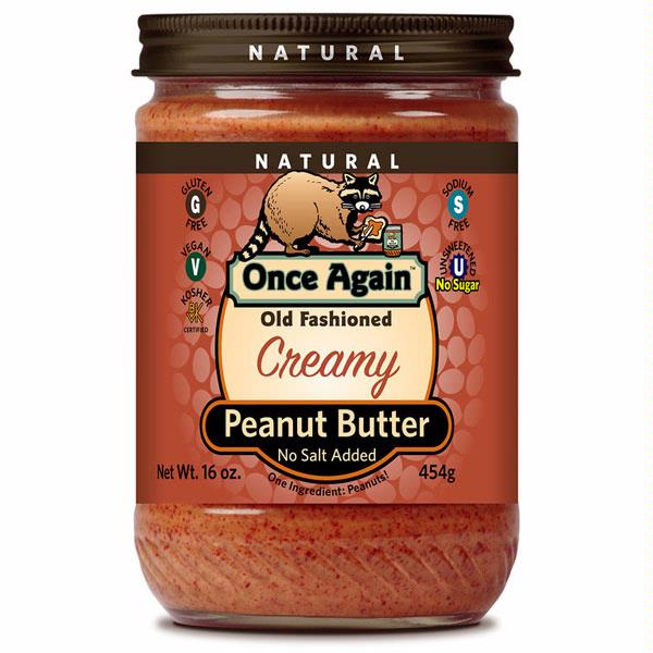 ... Peanut Butter (No Salt Added) • Natural Nut Butters • Bulk Nuts