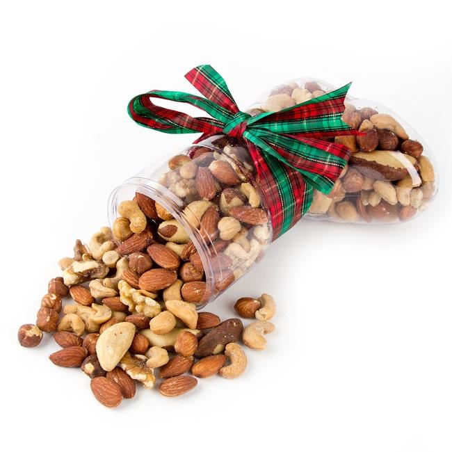 Holiday Small Mixed Nuts Boot Gift - 26oz • Holiday Nut ...