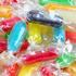 Assorted Hard Candy Rods - Bulk