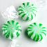 Sugar-Free Green Starlight Candy - Spearmint