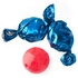 Blue Fruit Flashers Hard Candy - Mixberry