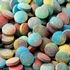 Sweet Tarts Candy Tablets - Tie-Dye