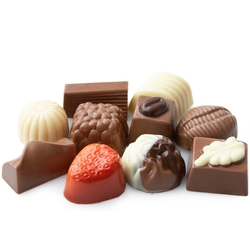 Oh! Nuts Gourmet Hand Made Chocolate Truffles