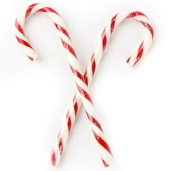 Bulk wholesale christmas candy canes