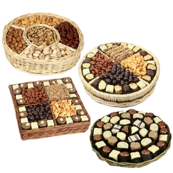 Nuts and Chocolate Gift Baskets - Oh! Nuts • Oh! Nuts®