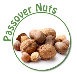 Kosher for Passover Nuts