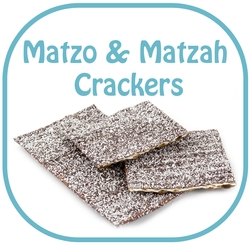 Matzo & Matzah Crackers