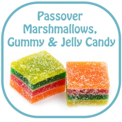 Passover Marshmallows, Gummy & Jelly Candy