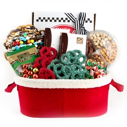 Christmas Candy & Gift Baskets