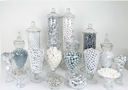 Silver Candy Buffet