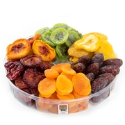 Dried Fruit Gift Baskets & Trays