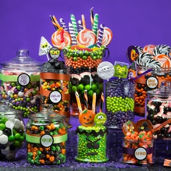 Bulk Halloween Candy for Trick or Treaters or Gifts • Oh! Nuts®