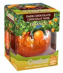 Dark Chocolate Orange Break-A-Part Ball