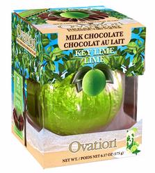 Milk Chocolate Key Lime Break-A-Part Ball