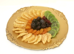 Tu B'Shvat Fruit Medley Tray - Israel Only