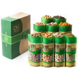Mixed Nuts Gourmet Gift Box
