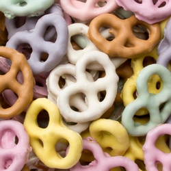 Party Mix Assorted Yogurt Pretzels