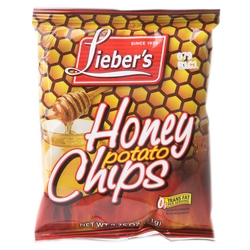 Passover Honey Flavored Potato Chips