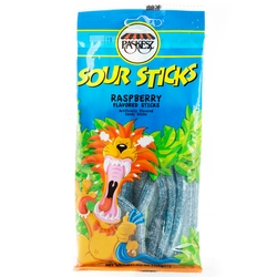 3.5 oz Sour Sticks - Blue Raspberry - 3-Pack
