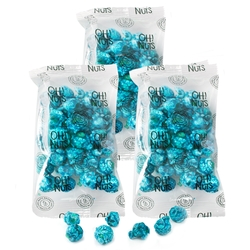 Popcorn Snack Pack Blue Candy Coated