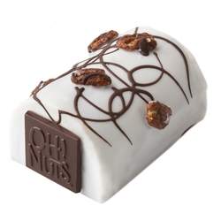 Passover Medium Decorative Chocolate Log