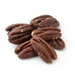 Dry Roasted Unsalted Pecans