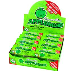 Appleheads Mini Candy Balls - 24CT Case